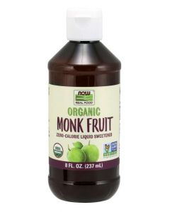 Monk Fruit Liquid, Organic - 8 fl. oz.