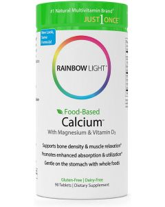 Rainbow Light Food-Based Calcium