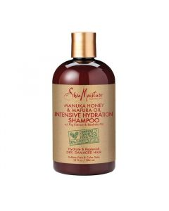 SheaMoisture Manuka Honey & Mafura Oil Intensive Hydration Shampoo, 13 fl. oz.
