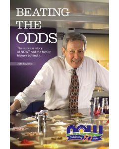 Beating the Odds - The History of NOW Foods (Paperback book or free PDF)