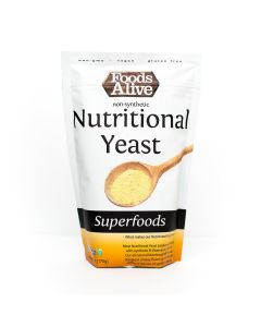 Foods Alive Nutritional Yeast, 6 oz.