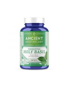 Ancient Apothecary Holy Basil, 90 Capsules