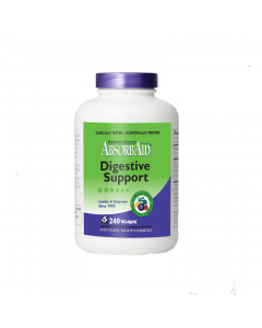 AbsorbAid Digestive Support, 240 Veg Capsules