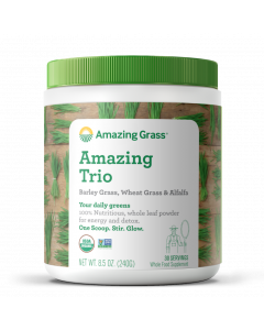 Amazing Grass Amazing Trio, 8.5 oz.
