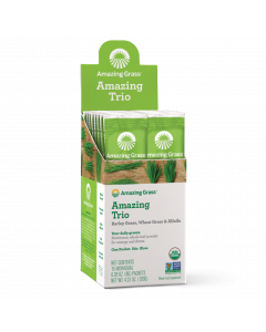 Amazing Grass Amazing Trio, Single Serving Stick