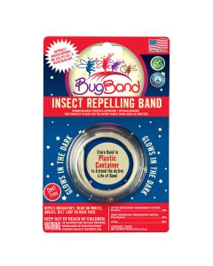 BugBand Insect Repelling Band, Glow-in-the-Dark