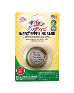 BugBand Insect Repelling Band, Green