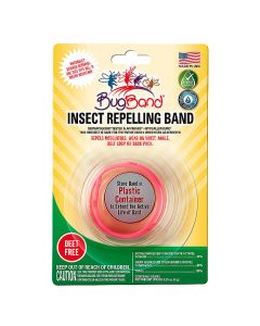 BugBand Insect Repelling Band, Pink