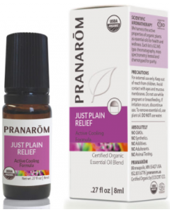 Pranarom Just Plain Relief!, 5ml.