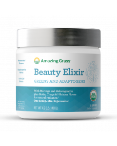Amazing Grass Beauty Elixir Green Superfood, 4.9 oz.