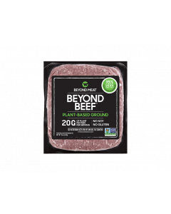 Beyond Meat Beyond Beef, Plant-Based Ground Beef, 1 lb.