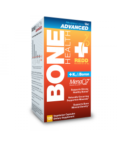 Redd Remedies Bone Health Advanced, 120 Capsules