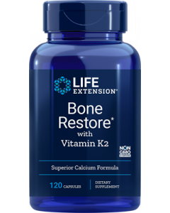 Life Extension Bone Restore with Vitamin K2