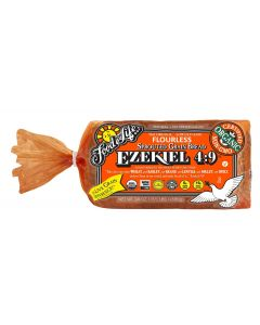 Food for Life Organic Ezekiel 4:9 Sprouted Whole Grain Bread, 24 oz.