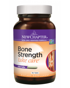 New Chapter Bone Strength Take Care, 60 Slim Tablets