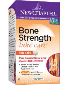 New Chapter Bone Strength Take Care, 240 Tiny Tablets