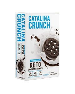 Catalina Crunch Keto Sandwich Cookies