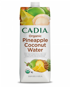 Cadia Organic Pineapple Coconut Water