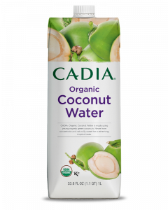 Cadia Organic Coconut Water