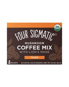 instant coffee with lions mane