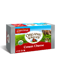 Organic Valley Cream Cheese, 8 oz.