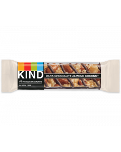 KIND Dark Chocolate Almond Coconut Nut Bar Package