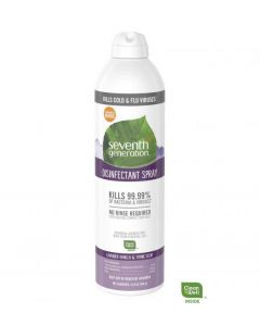 Seventh Generation Lavender Vanilla & Thyme Disinfectant Spray, 13.9 oz.