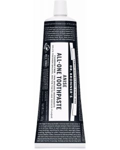 Dr. Bronner's All-One Anise Toothpaste, 5 oz.