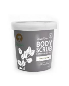 Bodhi Eucalyptus Spa Whipped Body Scrub