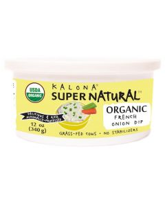 Kalona Organic French Onion Dip