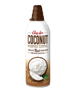 Gay Lea Coconut Whipped Topping, 6.5 oz.