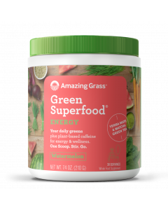 Amazing Grass Energy Watermelon Green Superfood, 7.4 oz.