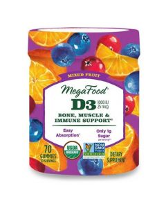 MegaFood D3 Wellness Gummies