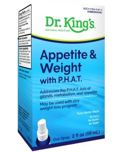 Dr. King's Appetite & Weight with P.H.A.T