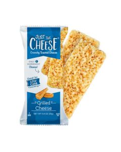 Just The Cheese Grilled Cheese Bars, 2-Bar Pack