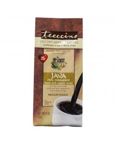 Teeccino Java Chicory Herbal Coffee, 11 oz.