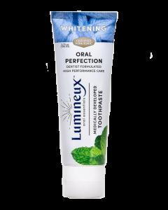 Oral Essentials Whitening Toothpaste 3.75 oz. (front)