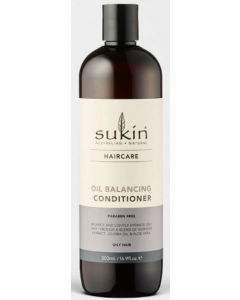 Sukin Oil Balancing Conditioner, 13.9 oz.