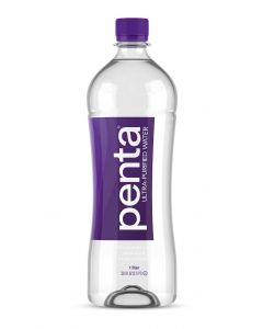 Penta Ultra-Purified Water Bottle