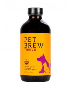 Fire Brew Pet Brew Apple Cider Vinegar Wellness Tonic