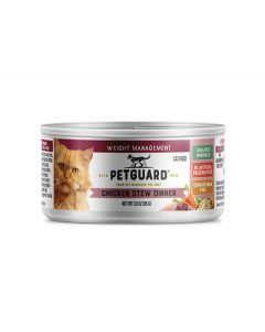 Pet Guard Chicken Stew Dinner Canned Cat Food