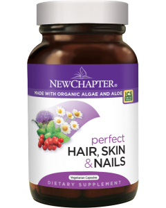 New Chapter Perfect Hair, Skin & Nails, 60 Capsules