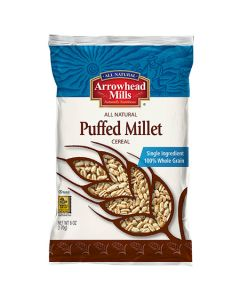 Arrowhead Mills Puffed Millet Cereal, 6 oz.