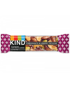 KIND Pomegranate Blueberry Pistachio Nut Bar - Package
