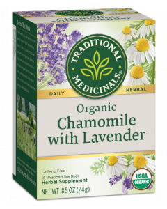 Chamomile with Lavender, 16 Tea Bags