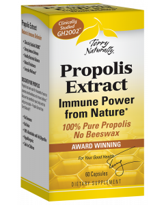 Terry Naturally Propolis Extract, 60 Capsules