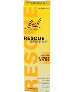Bach Rescue Remedy Natural Stress Relief,  20 ml