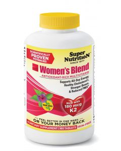 Super Nutrition Women's Blend, Iron-Free