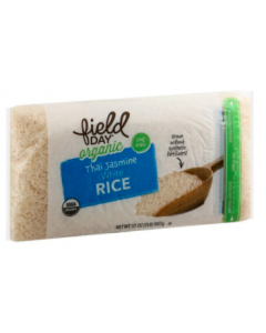 Field Day Organic Thai Jasmine Rice, 32 oz.