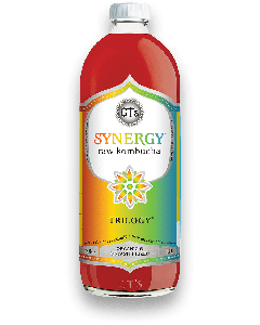 GT's Enlightened Synergy Trilogy Organic Kombucha